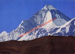 Mount Dhaulagiri - Népal