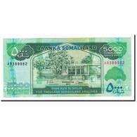 Somaliland, 5000 Shillings, 2011, KM:21, NEUF - Somalie