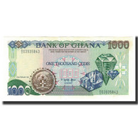 Ghana, 1000 Cedis, KM:29a, 1991-02-22, NEUF - Ghana