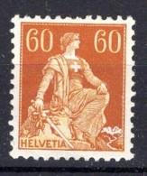 SUISSE 1933  Zumstein N° 140z / Mi 140z Neuf XX - Switzerland