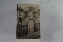 CPA  76 ROUEN  CASERNE PHILIPPE - Rouen