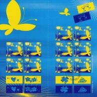 SUISSE Carnet Meilleurs Voeux 2005 Zumstein N° 84  Obl. Centrale 1er Jour - Booklets