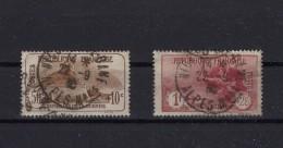 FRANCE  1926-1927  Yvert N°  230-231  Obl. D'époque - France