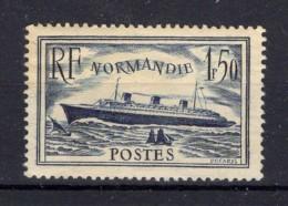 FRANCE 1935-1936   Yvert N° 299    Neuf XX - France