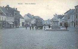 Wavre - Place Du Sablon (animée, Photo Bertels) - Waver