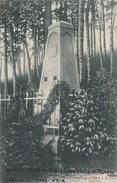 CPA - Furstenhausen Denkmal 1870. Voyagée - Germany