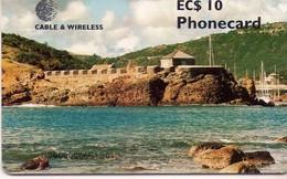 TARJETA TELEFONICA DE ANTIGUA Y BARBUDA. - Antigua And Barbuda