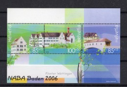 SUISSE   2006  Zumstein N° 93  Neuf XX - Blocks & Sheetlets & Panes