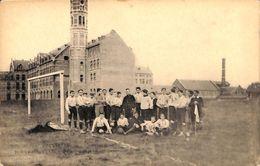 Etterbeek - Nouveau Collège Saint-Michel (équipe De Footbaal, Top Animation) - Etterbeek