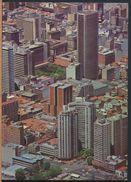 °°° 8165 - COLOMBIA - BOGOTA - VISTA PANORAMICA DE LA CIUDAD - 1984 With Stamps °°° - Colombia