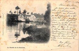 Fosses - Le Moulin De La Bockam (animée, Imprimerie Agricole, 1900) - Fosses-la-Ville