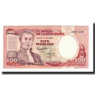Colombie, 100 Pesos Oro, 1991-01-01, KM:426e, NEUF - Colombie
