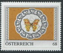 ÖSTERREICH / 8123724 / Schmetterling 6 / Postfrisch / ** / MNH - Personalisierte Briefmarken