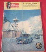 L'Action Automobile Et Touristique Février 1953 Salon De Bruxelles Rallye De Monte Carlo - Auto/Motor