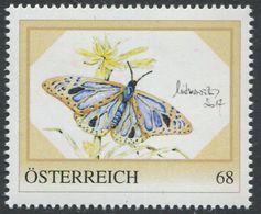 ÖSTERREICH / 8124335 / Schmetterling 9 / Postfrisch / ** / MNH - Personalisierte Briefmarken