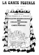 La Carte Postale Revue N°12 1980 Présidents De La République Très Bon état - Frans