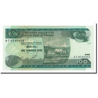 Éthiopie, 100 Birr, 1997 EE 1989, KM:50a, SPL+ - Ethiopie
