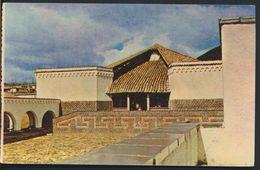 °°° 8167 - COLOMBIA - GUATAVITA - PLAZA DE MERCADO - EXTERIOR - 1968 With Stamps °°° - Colombia
