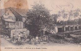 Saint Paul Environs De La Grande Fontaine - Reunion