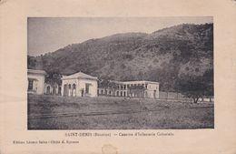 Saint Denis Caserne D'infanterie Coloniale - Reunion