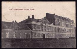 GRAVENWEZEL - S'GRAVENWEZEL - SCHILDE : HET KLOOSTER - 1910 - Schilde