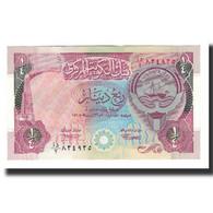 Kuwait, 1/4 Dinar, L.1968, KM:17, SPL+ - Koweït