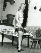 NU FEMININ Vers 1950  - 18 X 13 Cm - Pin-up