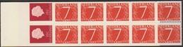 Pays-Bas Nederland 1964  Yvertn° Carnet C612a  *** MNH Cote 18,00 Euro - Booklets