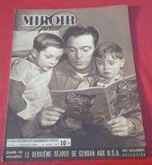 Miroir Sprint N°41 Mars 1947 Deuxième Séjour De Marcel CERDAN Aux USA Six Jours De Paris - Sport