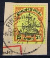 Deutsch-Neuguinea: Mi Nr 11 Cancel Finschhafen Friedemann Stempel 5 - Kolonie: Duits Nieuw-Guinea