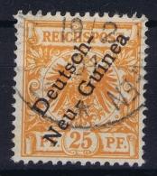 Deutsch-Neuguinea: Mi Nr 5 Cancel Friedrich-Wilhelmshafen Friedemann Stempel 7 - Kolonie: Deutsch-Neuguinea