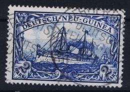 Deutsch-Neuguinea: Mi Nr 17 Cancel Herbertshohe  Friedemann Stempel 10 - Colonie: Nouvelle Guinée