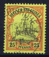 Deutsch-Neuguinea: Mi Nr  11 Cancel Herbertshohe  Friedemann Stempel 10 BPP Signiert /signed/ Signé Dr Lantelme - Colonie: Nouvelle Guinée