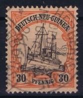 Deutsch-Neuguinea: Mi Nr 12 Cancel Herbertshohe  Friedemann Stempel 10 - Colonie: Nouvelle Guinée