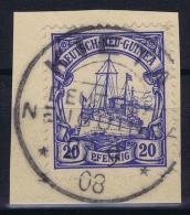Deutsch-Neuguinea: Mi Nr 10 Cancel KIETA  Friedemann Stempel 13 - Kolonie: Duits Nieuw-Guinea