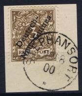 Deutsch-Neuguinea: Mi Nr 11 Cancel STEPHANSORT Friedemann Stempel 23 BPP Signiert /signed/ Signé Dr Lantelme - Colonia: Nuova Guinea