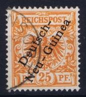 Deutsch-Neuguinea: Mi Nr 5 Cancel STEPHANSORT Friedemann Stempel 23 - Kolonie: Deutsch-Neuguinea