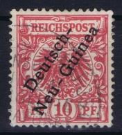 Deutsch-Neuguinea: Mi Nr 3  Cancel SEEPOST Friedemann Stempel SP1 Zweiglinie - Colonie: Nouvelle Guinée