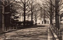 Tokyo Japan, Imperial University Engineering Building Campus View, C1930s/50s Vintage Real Photo Postcard - Tokyo