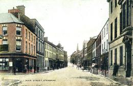 TYRONE - STRABANE - MAIN STREET 1907 I-404 - Tyrone