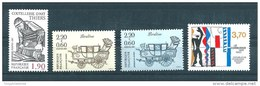 France Timbre De 1987  N°2467 A 2470  Neuf **vendu Prix De La Poste - Ungebraucht