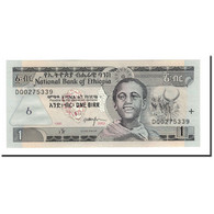 Éthiopie, 1 Birr, 2003 EE 1995, KM:46c, NEUF - Ethiopie