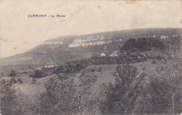 Clémont - La Motte - Circulé 1914 En FM - France