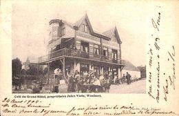 Waulsort - Café Du Grand Hôtel (top Animation, Dorlin, 1904) - Hastière