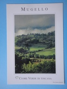 Mugello - Nuvole Basse - Vicchio - Firenze - Toscana - Cuore Verde Di Toscana - Foto Antonio Barletti - Firenze (Florence)