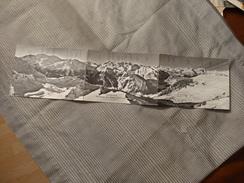 Verbier - Panorama Des Attelas / Faltkarte  (1115) - VS Valais