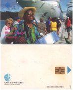 TARJETA TELEFONICA DE LAS ISLAS VIRGENES BRITANICAS - Islas Virgenes