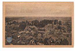 Steenwijk - Gezicht Op De Markt - Origineele Opname Halfmat - Steenwijk