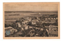 Steenwijk - Vogelvlucht - Origineele Opname Halfmat - Steenwijk