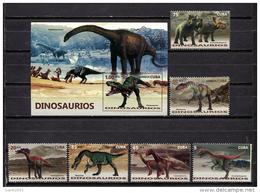 Cuba 2016 / Prehistoric Animals MNH Dinosaurios Prähistorischen Tieren / Cu0917  C - Cuba